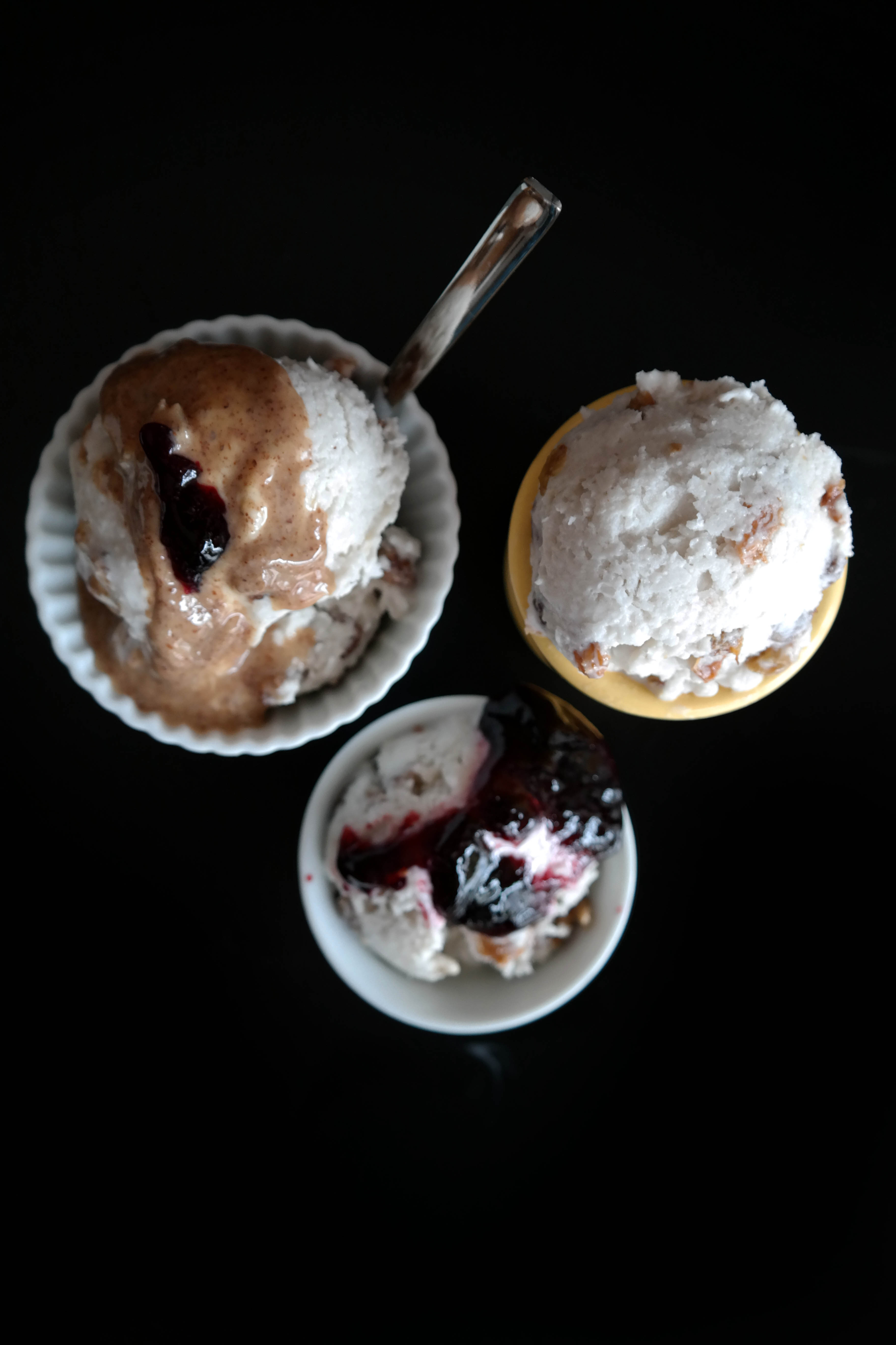 Amaretto-Kokos-Eis Rezept Vegan