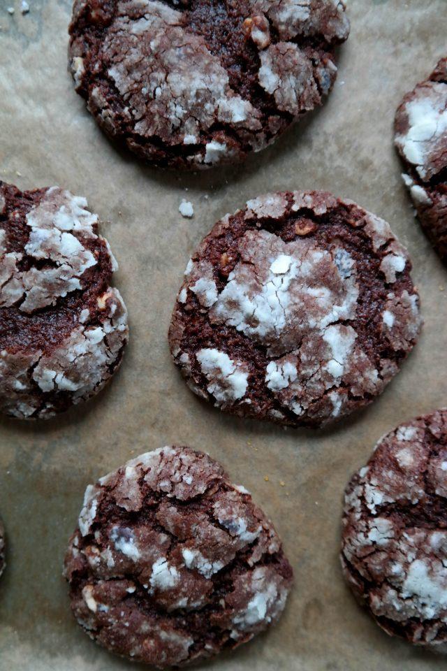 Crincle Cookies Kekse