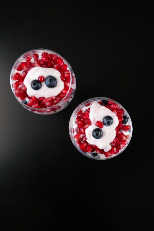 Crunchy Joghurt Schichter