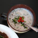 Gemüse-Rösti Gemüsepuffer Rezept ohne Ei vegan