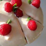 Biskuit-Orangen-Creme-Törtchen Kuchen Rezept Vegan