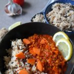 Linsen Curry Rezept Vegan