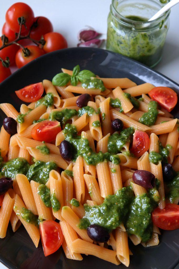 Pesto Alla Genovese Rezept Vegan