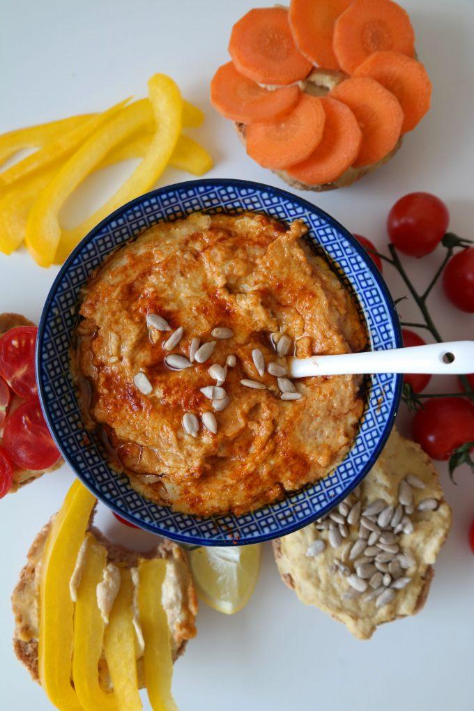 Hummus Rezept vegan