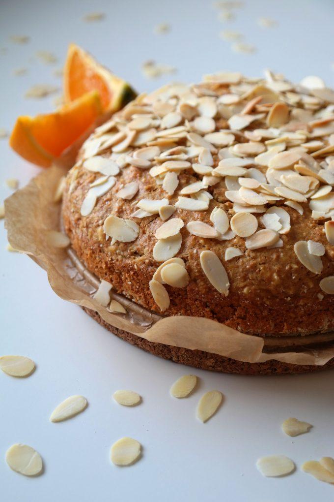 Madel-Orangen Kuchen Rezept Vegan