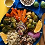 Roasted Veggie Bowl Rezept Vegan