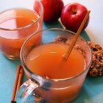 Heißer Apfel Rum Rezept Vegan