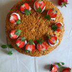 Karottenkuchen Rezept vegan