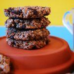 Hafer Schoko Kekse Cookies Rezept Vegan