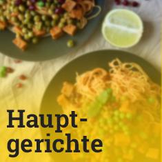 Vegane Hauptgerichte Rezepte HohenadlCo