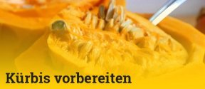 How-To: Kürbis vorbereiten